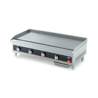 $7273.25 • Buy Vollrath - 972GGT - 72 In Cayenne Heavy Duty Flat Top Gas Griddle