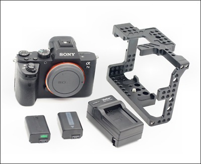 $ CDN746.39 • Buy Sony Alpha A7 II 24.3MP Digital Camera (Body Only With Cage).