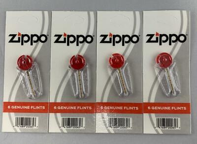 $7.29 • Buy 4 Pack Zippo Lighter Flints, Free Shipping