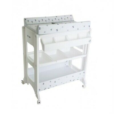 AU159 • Buy NEW Love N Care Omega Bath And Change Table - Little Farm | Baby Online Direct