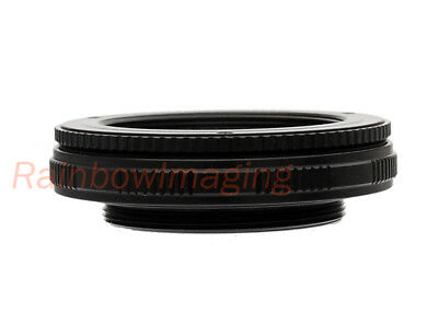 $18.39 • Buy M42/ M39 Enlarger Lens To M42 Focusing Helicoid Adapter 12mm -19mm US Seller