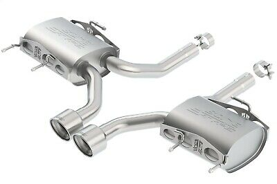 $1153.99 • Buy Borla 11823 S-Type Axle-Back Exhaust System Fits 11-15 CTS