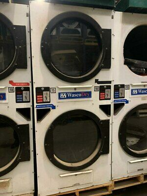 $500 • Buy AD530 Commercial Laundromat Stack Gas Dryer, Used