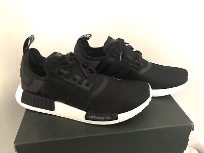 AU150 • Buy Authentic ADIDAS MENS Shoes NMD R1 - Core Black US 10 - Brand New With Box