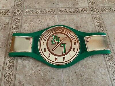 $42.99 • Buy  WWE 24/7 Championship Kids Toy Title Belt New R-Truth
