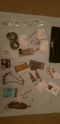 AU39.99 • Buy Unwanted  Jewellery Lot Value Over $350 Massive Lot NEW FREE GIFT