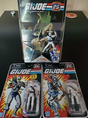 $ CDN263.64 • Buy GI Joe 25th Anniversary Figures Lot