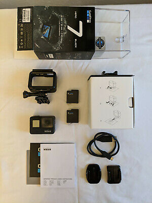 AU294 • Buy GoPro HERO7 Black + Batteries