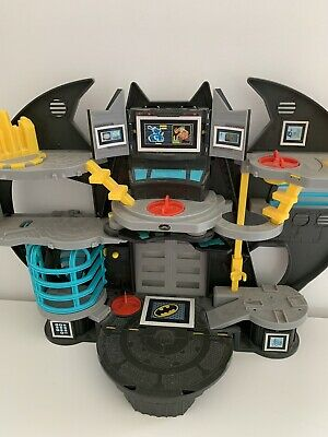 Batman Mattel Imaginex Cave Vintage Terrine Display.. • 20£