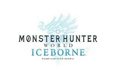 AU482.40 • Buy Japanese Edition Capcom Ps4 Monster Hunter World Iceborne Collectors Age NEW