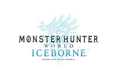 AU210.21 • Buy Japanese Edition Capcom Ps4 Monster Hunter World Iceborne Collectors Age NEW