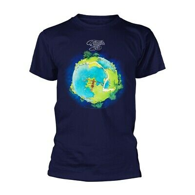 Yes Fragile Album Rock Close To The Edge 90125 Official Tee T-Shirt Mens Unisex • 13.99£