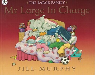 £3.99 • Buy Young Children's 'the Large Family' Picture Story Book: Mr Large In Charge