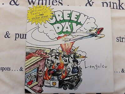 Green Day - Longview 7  EP Single Vinyl UNPLAYED NEW Mint  • 22.99£