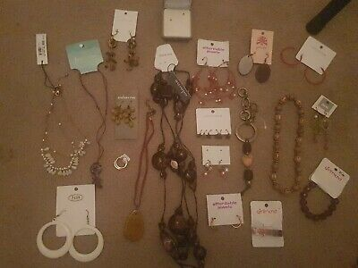 AU29.99 • Buy Unwanted  Jewellery Lot Deal 6 All New Brands Label Jewellery FREE GIFT