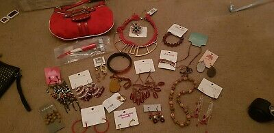 AU32.99 • Buy Unwanted Jewellery Big Lot Deal 10 All New Large Bag Full Of Jewellery FREE GIFT