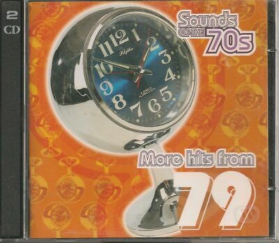 TIME LIFE ~ SOUNDS OF THE 70s ~ MORE HITS FROM 1979 • 29£