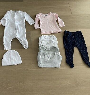 AU22 • Buy Baby Girl Clothes Size 0-3 Months