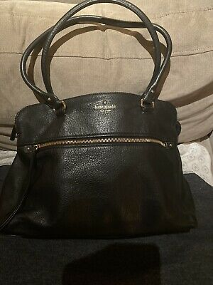 AU55 • Buy Classic Kate Spade Black Leather  Bag - Great Condition - Perfect For Work