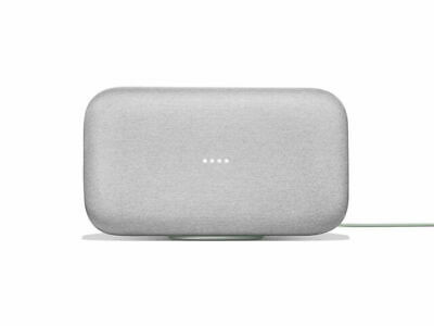 AU289 • Buy Google Home Max Smart Assistant - Rock Candy. White. Chalk.