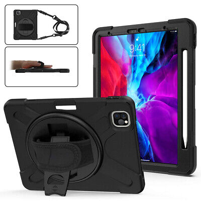 AU62.69 • Buy Case With Pencil Holder Support Pencil Wireless Charging For IPad Pro 11  2020
