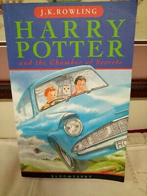 AU9.95 • Buy J K ROWLING Harry Potter And The Chamber Of Secrets 1998 Australian Edition