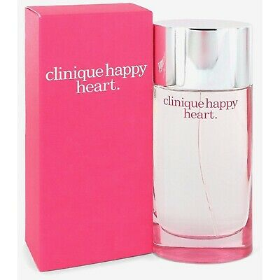 Clinique Happy Heart 30ml Perfume Spray Brand New & Sealed • 24.50£