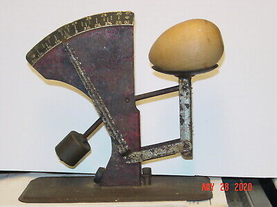 $20 • Buy Vintage Egg Scale--Farm, Poultry