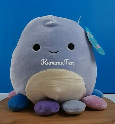 $ CDN34.90 • Buy Kellytoy Squishmallows Violet The  Octopus 8  Pillow Pet NEW