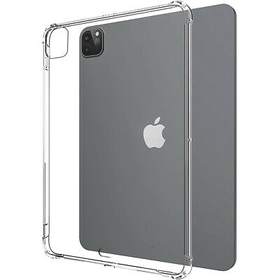 AU23.99 • Buy Case For New Apple IPad 6/7 Air 3 Mini 5 Pro 11 2020 Clear Transparent Soft Gel