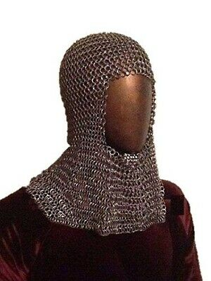 $51.07 • Buy HALLOWEEN Armor Costume 20 Inch 10 Mm Round Butted 16 SWG High Tensile QC
