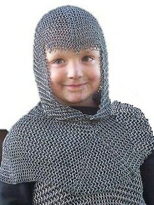 $48 • Buy HALLOWEEN  Armor Costume 16 Inch 10 Mm Round Butted 16 SWG High Tensile QC