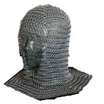 $50.09 • Buy HALLOWEEN New Armor Costume 20 Inch 10 Mm Round Butted 16 SWG High Tensile QC