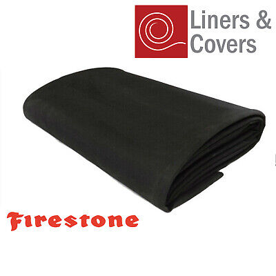 Firestone PondEasy EPDM Rubber Fish Pond Liner | Thick, Heavy Duty | Many Sizes • 26.93£
