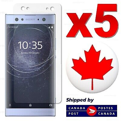 $ CDN14.99 • Buy 5x Sony Xperia XA2 XA1 Ultra XA X Performance Tempered Glass Screen Protector