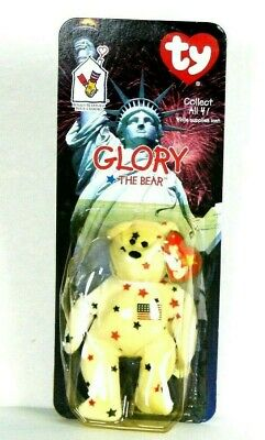 $149 • Buy Glory The Bear ERRORS McDonalds Retired Ty Teenie Original Beanie Baby USA RARE