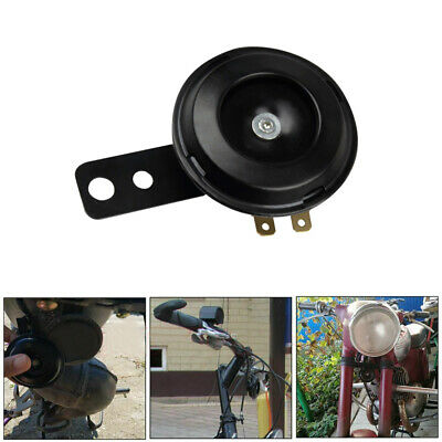 $4.12 • Buy Universal 12V Loud 105db Motorcycle Car Electric Bike ATV Horn Waterproof Black