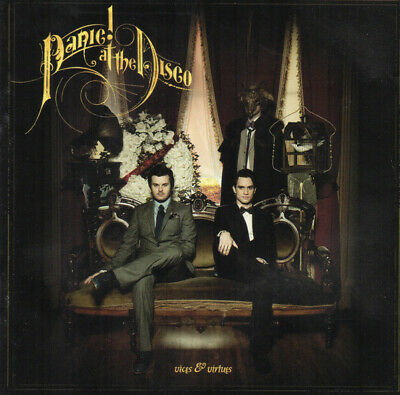 £7.23 • Buy Panic At The Disco - Vices & Virtues CD - SEALED NEW Ballad Of Mona Lisa Album