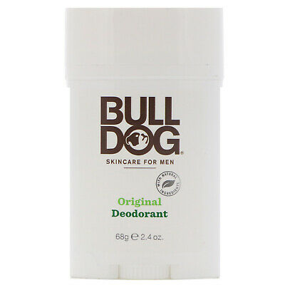 Bulldog Skincare For Men, Original Deodorant, 2.4 Oz (68 G) • 13.54£