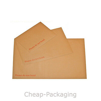 £42.10 • Buy C3 A3 C4 A4 C5 A5 C6 A6 Hard Board Backed Envelopes Please Do Not Bend ALL SIZES