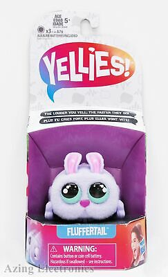 $6.99 • Buy Yellies! Fluffertail Voice-Activated Bunny Pet Toy