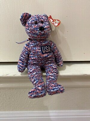 "$100 • Buy Ty ""USA"" Beanie Baby 2000 RARE Good Condition"