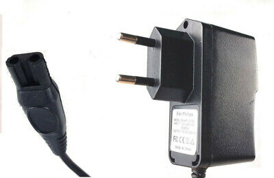 AU19.85 • Buy Philips Shaver Charger Power Lead Cord Uk 2 Pin ***(fits All Philips Types)***