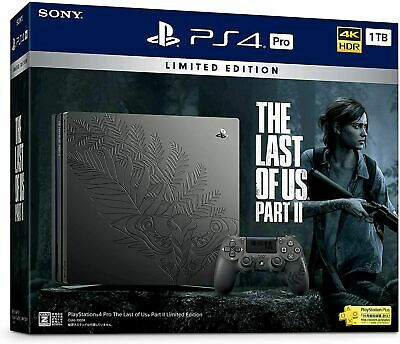 AU1336.26 • Buy The Last Of Us 2 Limited Edition 1TB Sony PS4 PlayStation 4 PRO Console Bundle!
