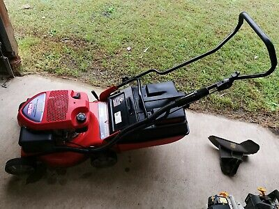 AU0.99 • Buy Rover I5500 Mulch & Catch Lawn Mower