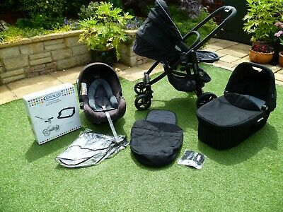 Graco Evo Complete Travel System Immaculate Condition • 95£