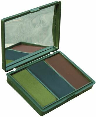 Compact British Army MOD Military Camouflage Face Paint Cam Cream Woodland Camo • 3.95£