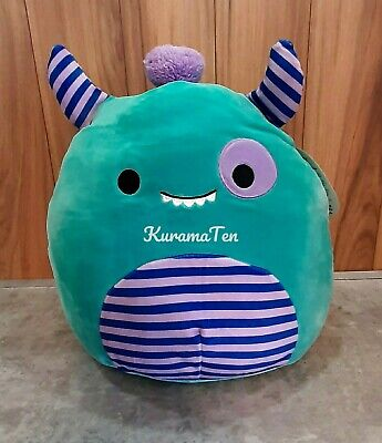 $ CDN69.90 • Buy Kellytoy Squishmallows Morty The Monster Pillow Pet Plush 12  NEW