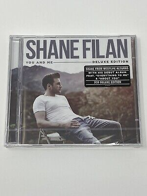 Shane Filan - Westlife - You And Me - Deluxe Edition - 2 X Cd Album - Brand New  • 8.95£