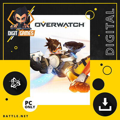 AU32.49 • Buy Overwatch - Battle.net Key / PC Game